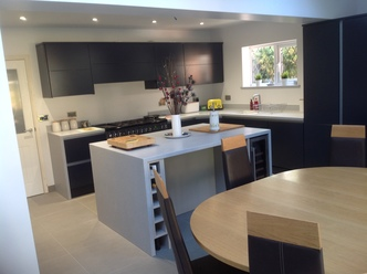 Just fitted kitchens handlefree kitchens for Not just kitchen ideas
