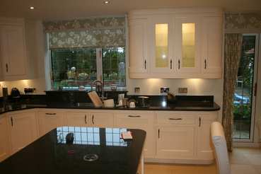Just Fitted Kitchens Painted Kitchen