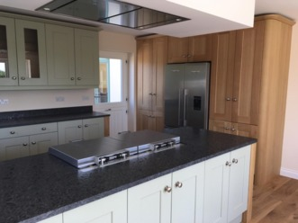 Painted and Oak Kitchens