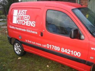 New van for cotswolds branch