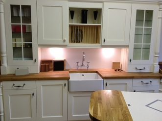 Visit our Kitchen Showroom in January