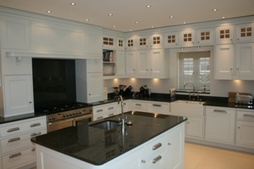 Painted Kitchen - Totally Bespoke